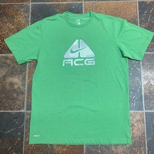 Nike Short Sleeve Shirt Mens Small